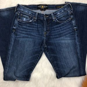 Lucky Brand Classic Rider Bootcut Jean Size 4/27